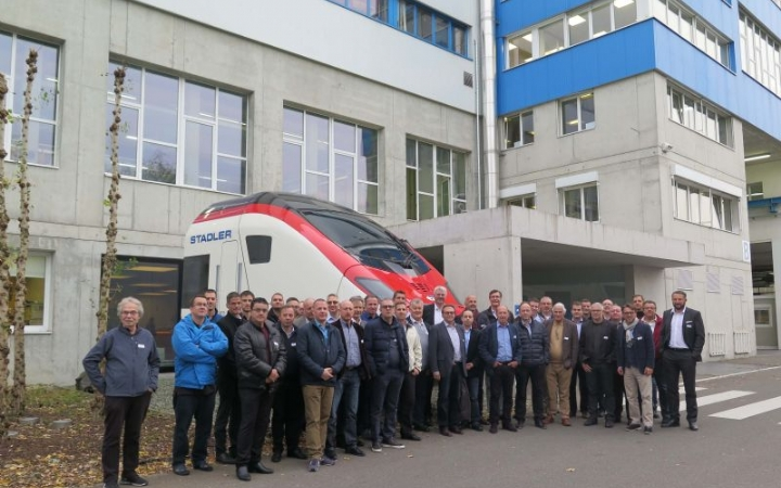 LCS Anlass: Stadler Rail Group